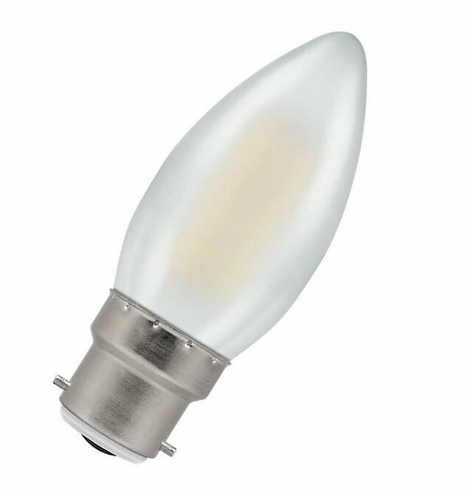 LED Candle Filament Pearl • Dimmable • 5W • 2700K • BC-B22d 7178