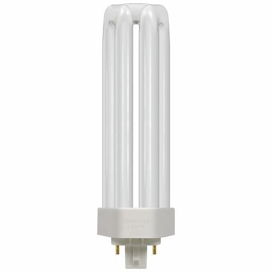 CFL PLT Triple Turn TE Type • 42W • 4000K • Gx24q-4 4-Pin