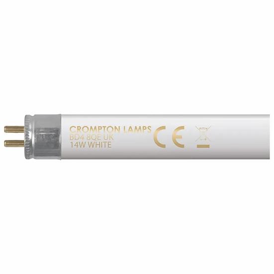 Fluorescent T5 Triphosphor (HE) 2ft • 14W • 3500K • G5 FTT514SPW