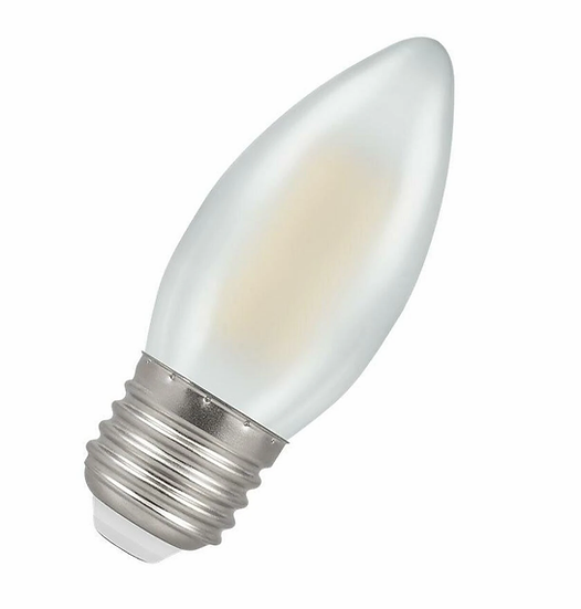 LED Candle Filament Pearl • Dimmable • 5W • 2700K • ES-E27 7192