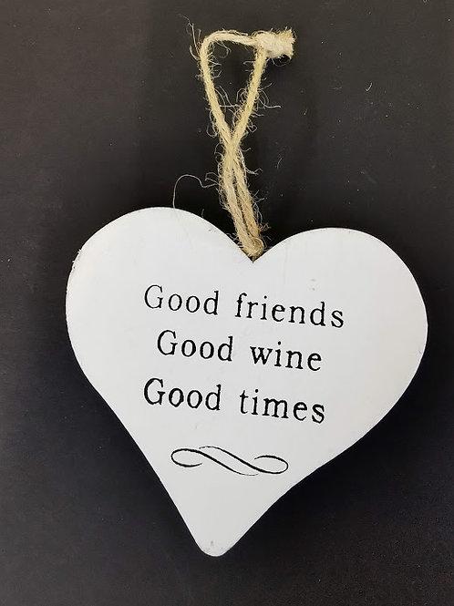 Shabby Chic Good Friends...