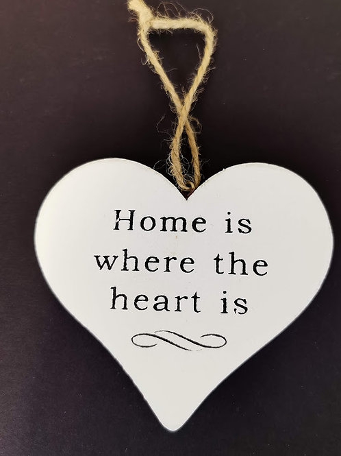 Shabby Chic Home Is Where.....