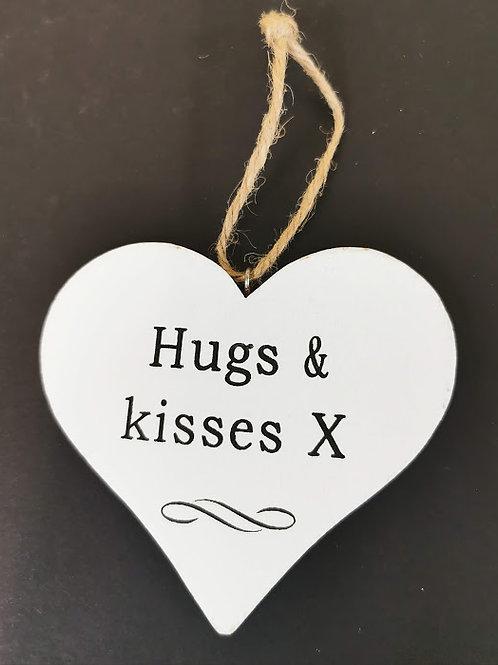 Shabby Chic Hugs & Kisses