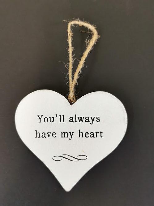Shabby Chic My Heart