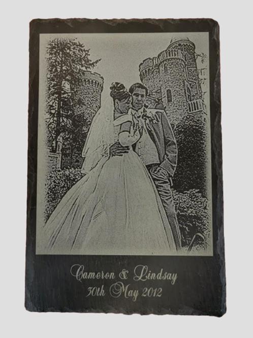 Wedding Slate