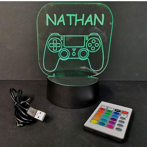 Game controller Lamp / light