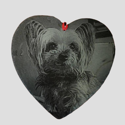 Welsh Slate With Your Own Photograph