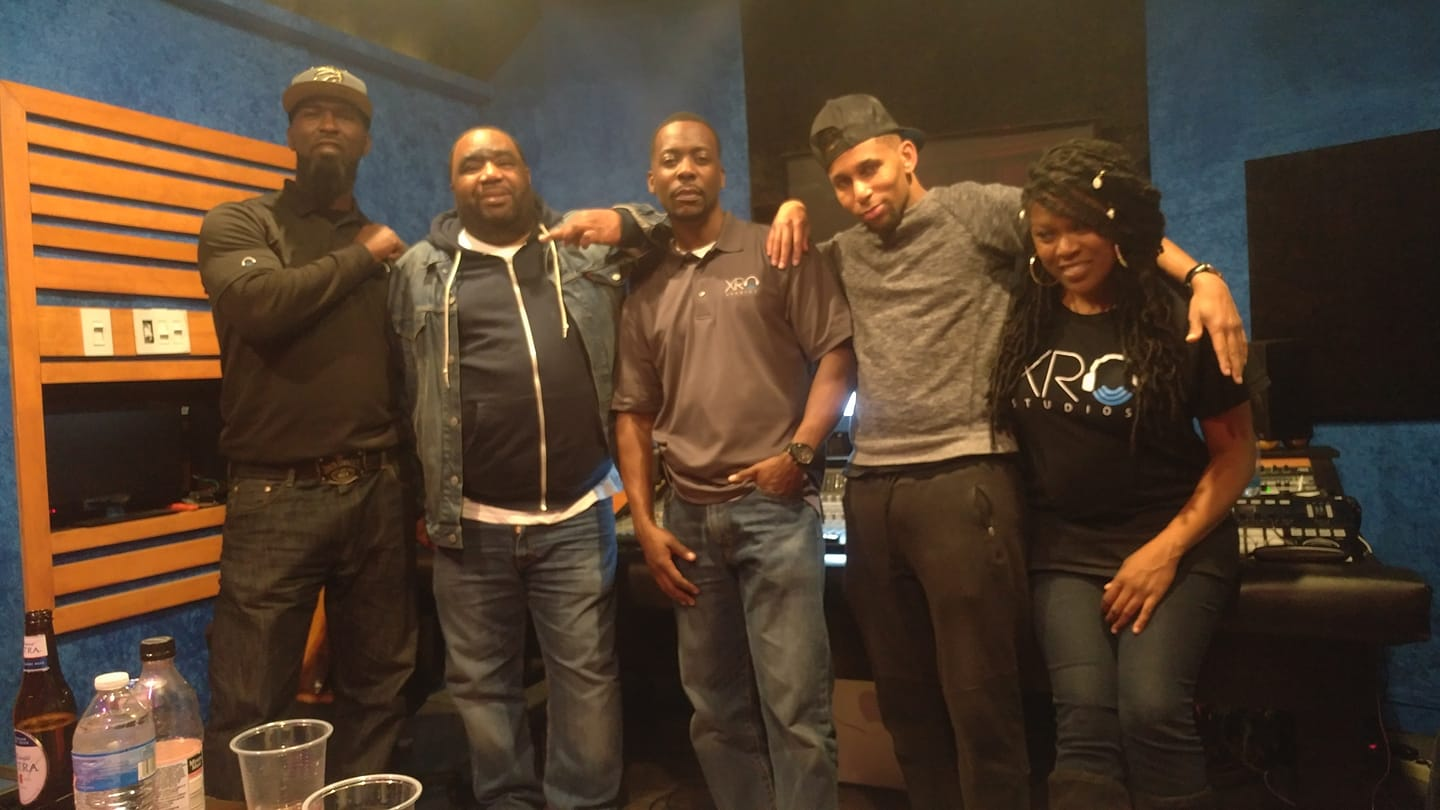 The Crew with Moetown Lee