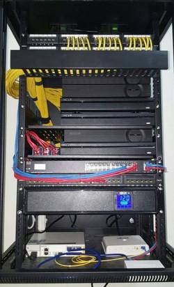 Instalaciones de rack