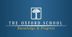 oxford school logo