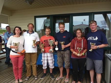 Ergebnis Langstreckenregatta 60 Seemeilen vor Sylt 2014
