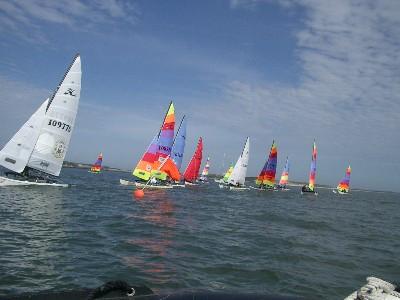 Super Sail Sylt 2007 (Bericht von Knud Jansen)