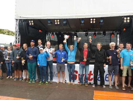 Ergebnis Super Sail Sylt (HC16, Topcat K3, Open) 2016
