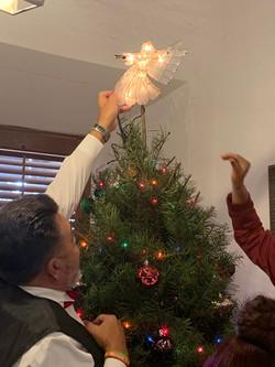 Angel Tree Christmas Event