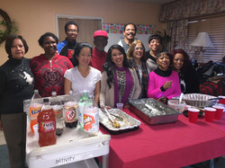 Christmas at Fruitvale Healthcare Center