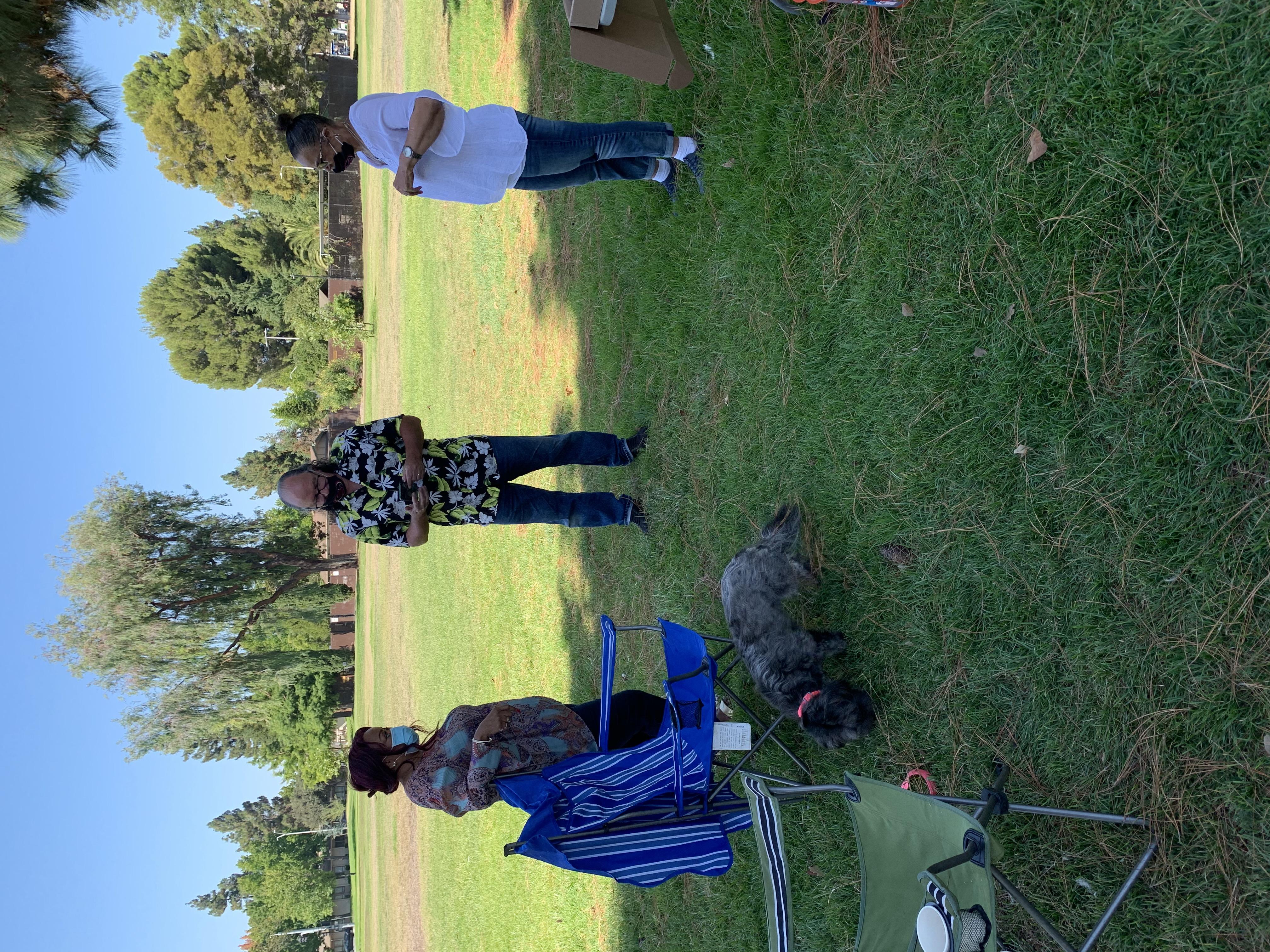 Fellowship at Lake Elizabeth