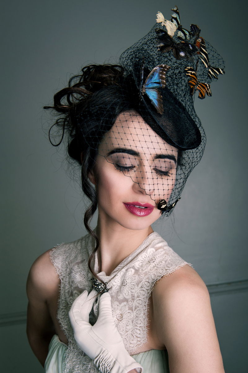 Hats Vintage Shoot