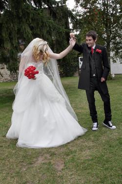 Stevi Wedding