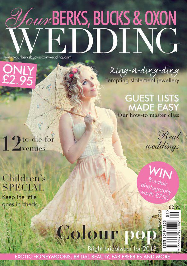 'Bride, Bucks and Berks' Magazine