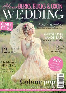 'Bride, Bucks and Berks' Magazine