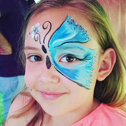 Birthday Party Facepainting