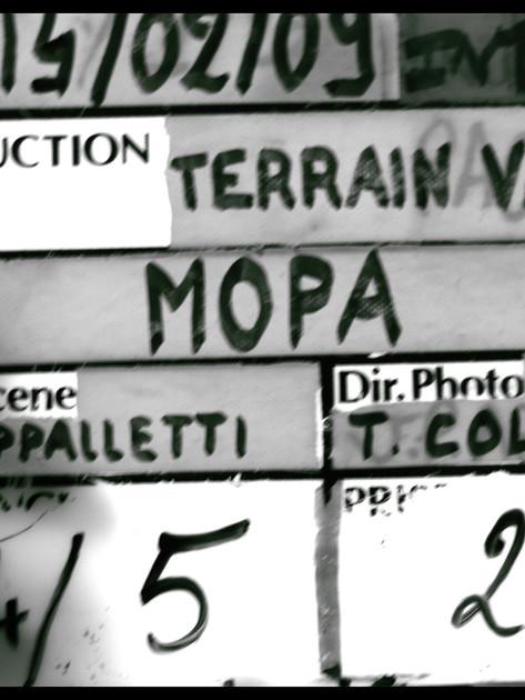 Kertone Production - My Own Private Alaska (MOPA) - Terrain Vague - Benjamin cappelletti (LSB) - Tournage Vidéo Clip AFTER YOU