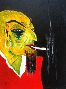 Jouch (Julien Rouche) - I Am Recordings - Kertone Production - Kertone Store - My Own Private Alaska (MOPA) - Yohan Hennequin - Tableau Peinture