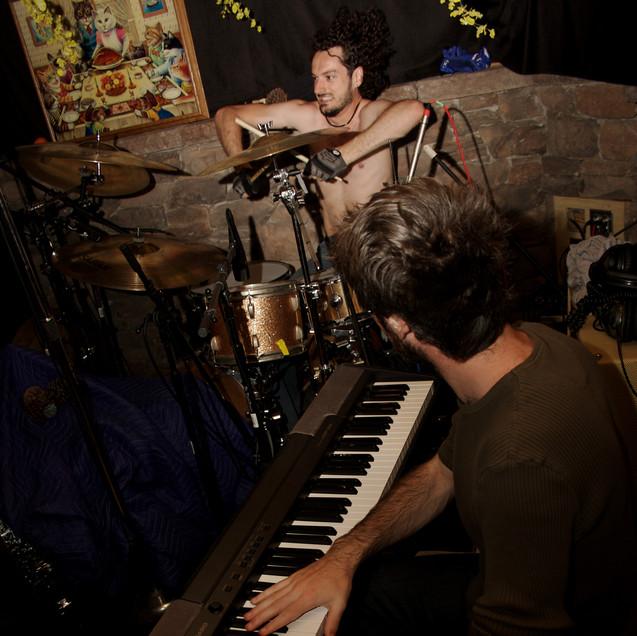Kertone Production - I Am Recordings - My Own Private Alaska (MOPA) - Yohan Hennequin, Tristan Mocquet - Studio Los Angeles USA
