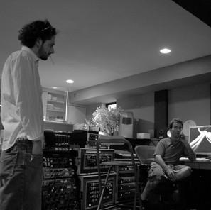 Kertone Production - Ross Robinson - I Am Recordings - My Own Private Alaska (MOPA) - Yohan Hennequin - Studio Los Angeles USA