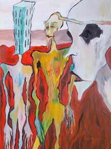 Kertone Production - Kertone Store - My Own Private Alaska (MOPA) - Yohan Hennequin - Tableau Peinture