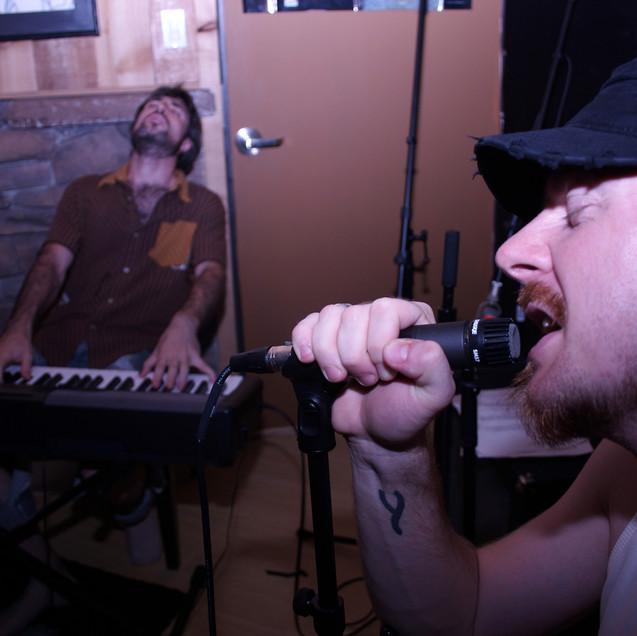 Kertone Production - I Am Recordings - My Own Private Alaska (MOPA) - Matthieu Miegeville (Milka), Tristan Mocquet - Studio Los Angeles USA