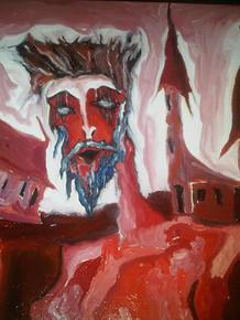 Tristan Mocquet - Kertone Production - Kertone Store - My Own Private Alaska (MOPA) - Yohan Hennequin - Tableau Peinture
