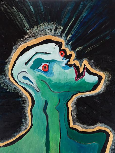 Ross Robinson - I Am Recordings - Kertone Production - Kertone Store - My Own Private Alaska (MOPA) - Yohan Hennequin - Tableau Peinture