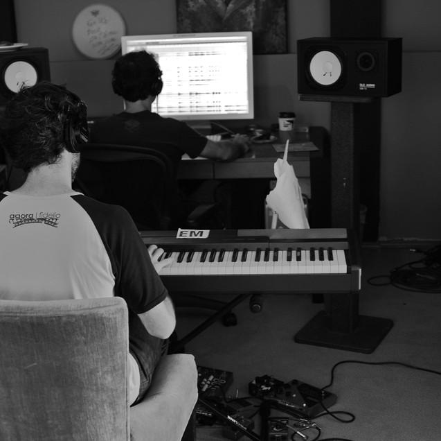 Kertone Production - Ross Robinson - I Am Recordings - My Own Private Alaska (MOPA) - Tristan Mocquet - Studio Los Angeles USA