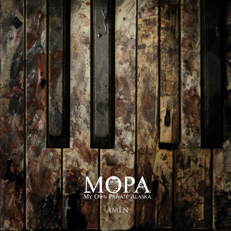 Kert (Alexis Arickx) - Kertone Production - Ross Robinson - I Am Recordings - My Own Private Alaska (MOPA) - Matthieu Miegeville (Milka) - Tristan Mocquet - Yohan Hennequin - Album AMEN