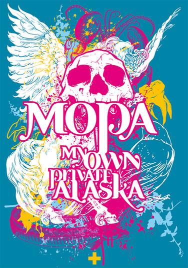 Kertone Production - Kertone Store - My Own Private Alaska (MOPA) - Merchandising Vetements Artwork