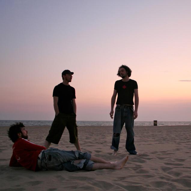 Kertone Production - I Am Recordings - My Own Private Alaska (MOPA) - Matthieu Miegeville (Milka), Yohan Hennequin, Tristan Mocquet - Studio Los Angeles USA