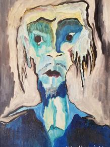 Kert (Alexis Arickx) - Kertone Production - Kertone Store - My Own Private Alaska (MOPA) - Yohan Hennequin - Tableau Peinture