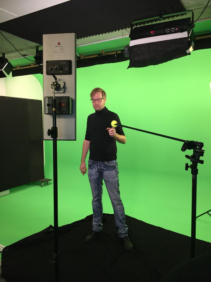 Green Screen Testing