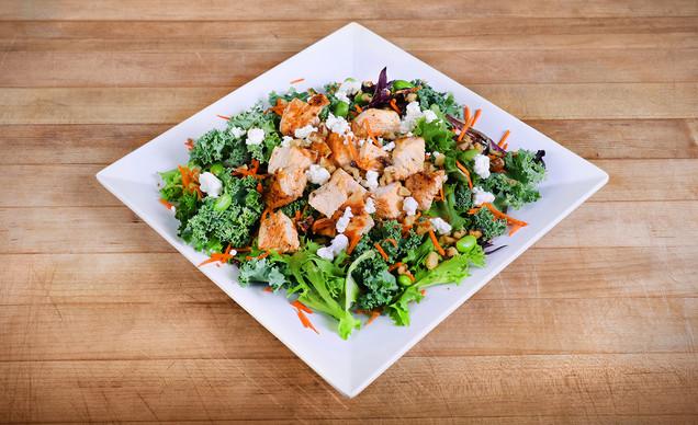 Food Photography: Recharge Salad