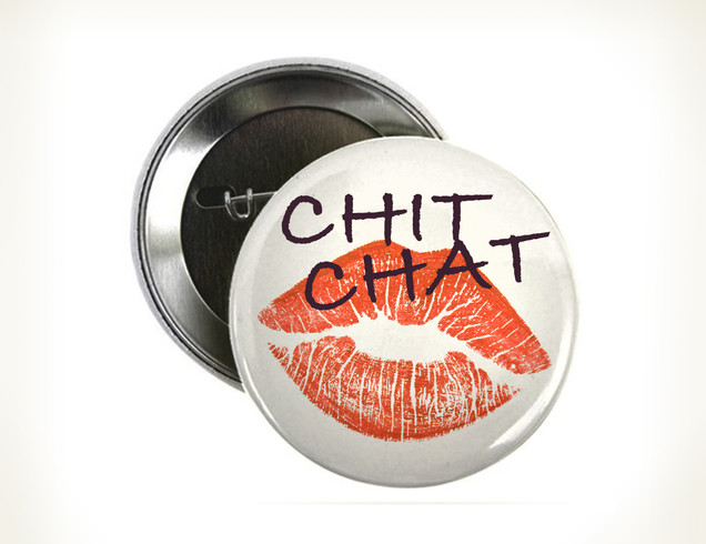 Chit Chat Buttons