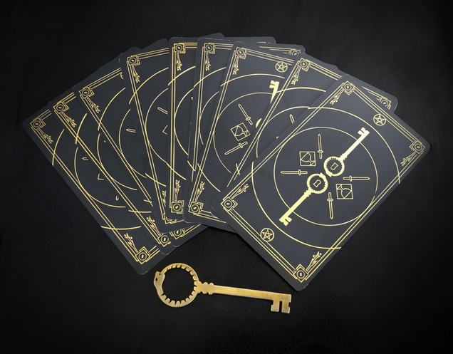 Card and Key Design