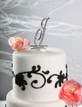 Cake w/Topper Photography