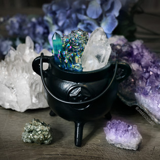 Crystal Product Photography