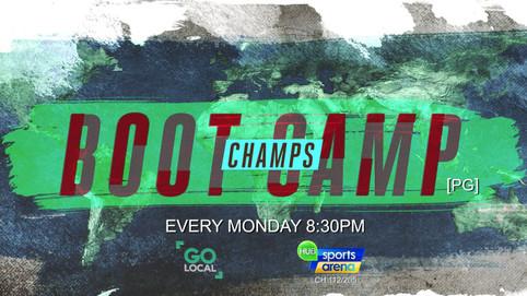 Boot Camp Champ
