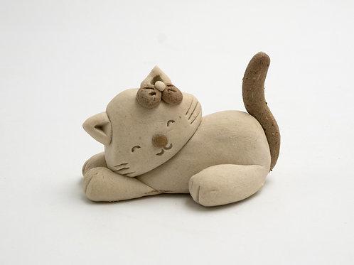 Cat Figurine - Small