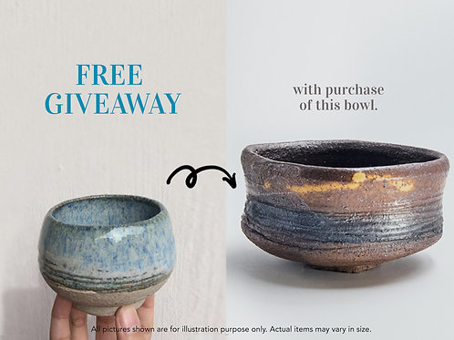Chawan/Tea Bowl (Small)