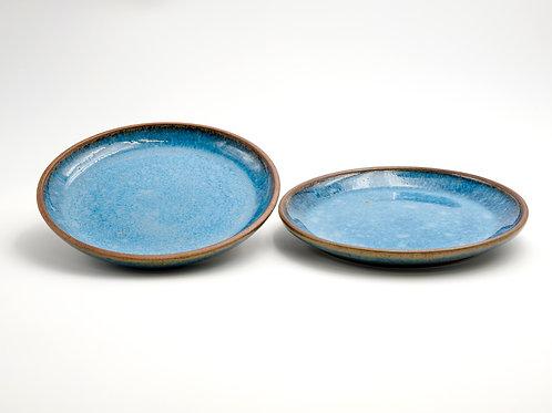 Blue 1+ Blue 2. Set of 2