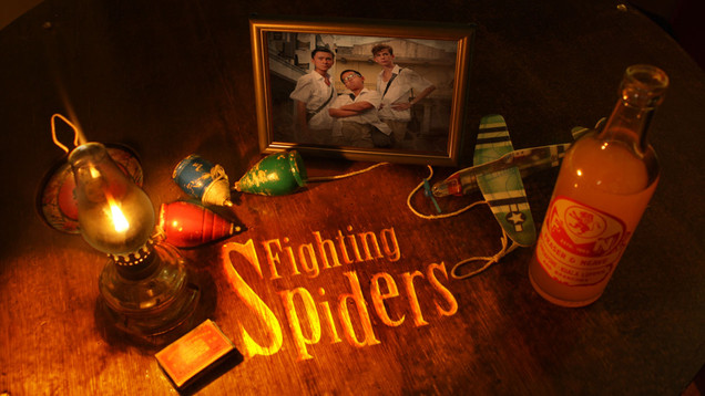 Fighting Spiders Season 1