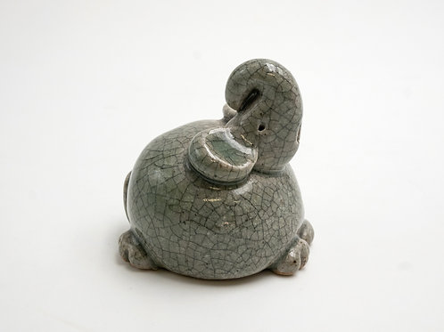 Elephant Figurine - Small